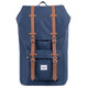 Herschel Little America Backpack brown/blue